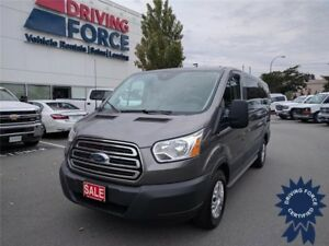 2015 Ford Transit Wagon T-150 Low Roof XLT 8 Passenger, 3.7L V6