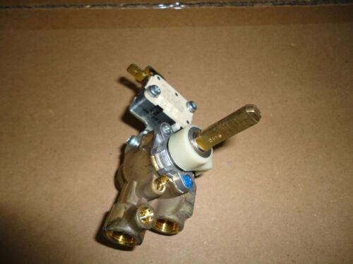 (2) WHIRLPOOL DUAL GAS VALVES TCB, MAYTAG BURNER VALVES, 9760519