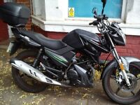 Lexmoto ASPIRE 125 GREAT CONDITION