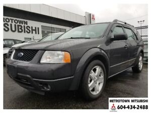 2007 Ford Freestyle Limited; leather, 7 passenger, alloy wheels