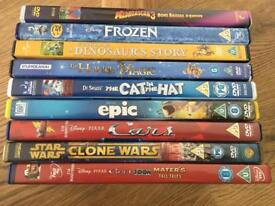 Children's DVD's - see other pictures