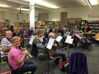 Brass and Wind Instrument Musicians