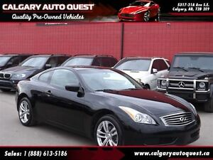 2009 Infiniti G37X Premium/AWD/LEATHER/SUNROOF