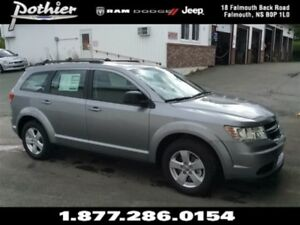 2017 Dodge Journey Canada Value Package | CLOTH | HEATED MIRRORS