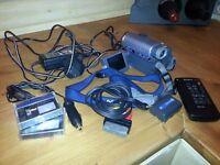 Sony Digital Video Camera Recorder DCR-TRV22E