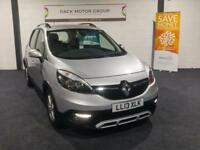 RENAULT SCENIC 1.5 XMOD DYNAMIQUE TOMTOM ENERGY DCI S/S (silver) 2013