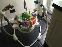Discover 'n' Grow Jumperoo