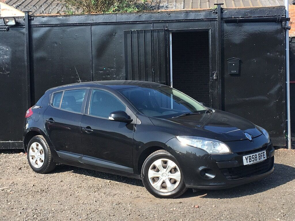 2009 renault megane 1 5 dci expression 5 door bargain in walsall west midlands gumtree. Black Bedroom Furniture Sets. Home Design Ideas