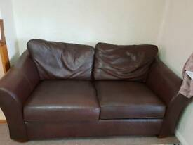 Two seater sofa/couch