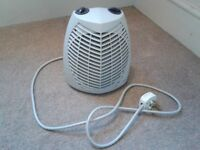 Electric Space Heater, small and powerful