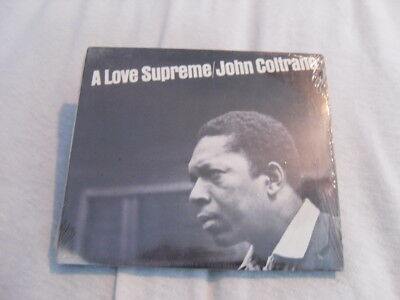 A  Love Supreme by John Coltrane CD Aug-2008 Impulse!!
