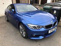 BMW 4 Series 420i M Sport Automatic - 21k Mileage - 19 inch alloys