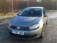 Volkswagen Golf 1.6 tdi 5dr 2010/60 Plate May swap or px