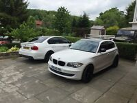 BMW 1-Series 118d 2.0 full main dealer service