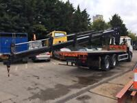 HIAB Hire 12m reach up to 10t