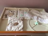 Baby change unit