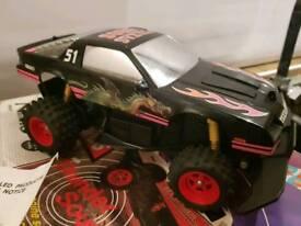 rare 1986 texas bros rc car from nikko