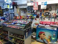 COUNTER NEWSAGENTS WITH LOTTERY: HEYWOOD: REF:G9191