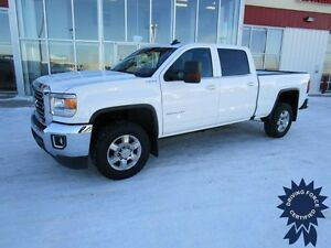 2016 GMC Sierra 2500HD SLE Crew Cab 4X4 Short Box w/Back Up Cam