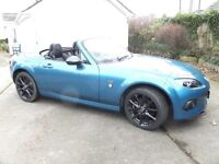 2013 Mazda MX5 1.8 Graphite Sports Roadster