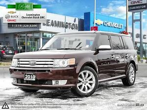 2010 Ford Flex CLEAN CARPROOF FWD V6 3.5 LT