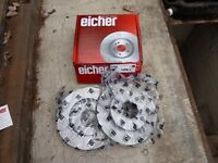 Eicher Vented Brake Discs x2 for Ford Ka