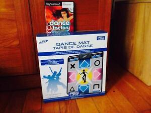 Tapis de danse pour PS2 et PS1 +++  CD West Island Greater Montréal image 1