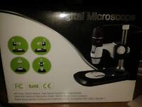 USB Digital Microscope Camera.