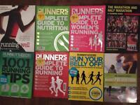 Running and fitness books