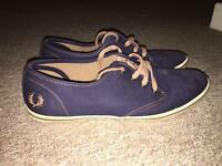 Fred perry women shoes size 6