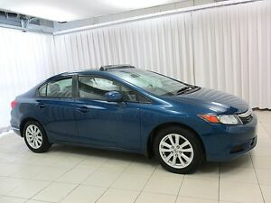 2012 Honda Civic EX w/ MOONROOF, ALLOYS & POWER GROUP