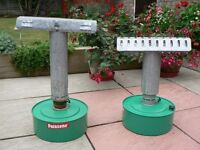 2 PARASENE paraffin heaters. £25 for both