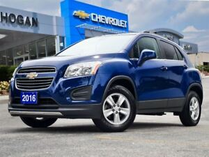 2016 Chevrolet Trax LT with Sunroof