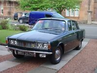 Immaculate Rover 2000 Series 1 P6