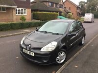 Renault Clio - 1 Years Mot (with no advisories), Lovely condition and drives supurb