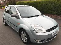 2002 (52) Ford Fiesta 1.4 Zetec**12 Months mot**15 Service Stamps**Cambelt Replaced**