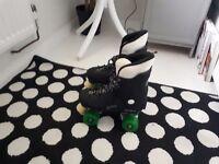 SFR Raptor 76 Roller Skates female