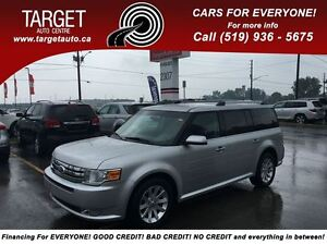 2009 Ford Flex SEL Loaded; Leather and More !!!!