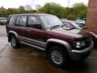 2000 ISUZU TROOPER 3.0D LWB FOR SPARES OR REPAIRS