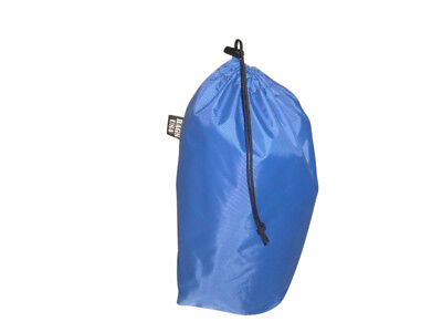 Stuff sacks Mini drawstring nylon shoe bags,ditty bag square bottom Made in USA ()