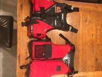 Life jackets / buoyancy aid