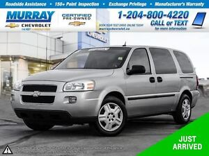 2008 Chevrolet Uplander LS *Traction Control, OnStar, Accident F