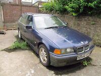 Spares/ repair BMW estate tourer N Reg 1995