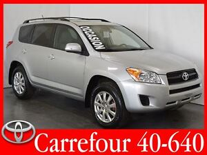 2012 Toyota RAV4 2WD Touring Bluetooth+Mags+Toit Ouvrant