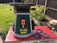 Record Power BBS1 Oscillating Bobbin Sander