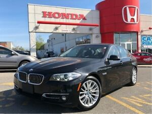 2014 BMW 5 Series 528i xDrive, AWD, one owner, clean carproof
