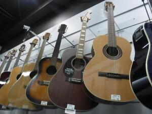 We Pay Cash for Musical Instruments! Come Buy/Sell your instruments at CASH PAWN! - 4000 - CH121405