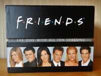 Friends - Series 1-10 - Complete (DVD, 2005, 30-Disc Boxed Set), Excellent Condition