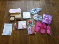 New never used wh smith complete bedroom decor kit for girls