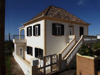 6 bedroom villa on Madeira island (now in use as Bed&Breakfast)